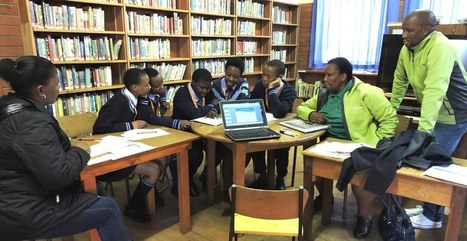 CHS Department of African Languages assists Mt Fletcher district to make history | African languages | Scoop.it