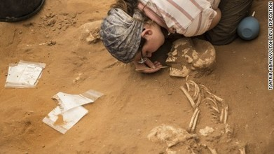 Goliath's burial site? Philistine cemetery found | Archaeology | Scoop.it