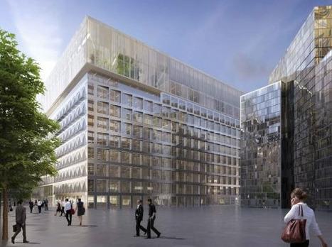 Eiffage Construction va rénover le Carré Michelet à La Défense | Architecture et Construction | Scoop.it