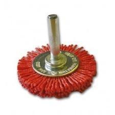 Coarse Filament Circular Wheel Brush - Nylon Brush (75mm) | Auto Restoration | Scoop.it
