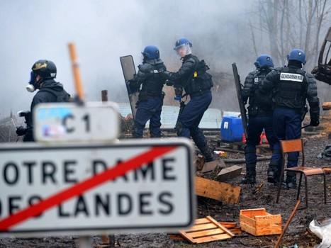 Notre-Dame-des-Landes: opération policière «juridiquement bancale» - Rue89   Collectif NDDL 34   Scoop.it
