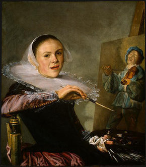Judith Leyster (1609-1660) | artistEs de la renaissance | Scoop.it