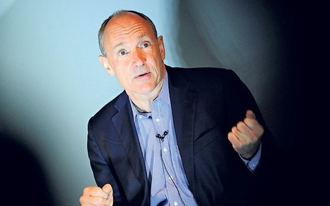Sir Tim Berners-Lee: data and the new web - Telegraph | Usages de la lecture et l'écriture | Scoop.it