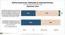 Only 37% of Online Adults Believe They Can Use the Internet Anonymously | Ken Pedagogy Collection | Scoop.it