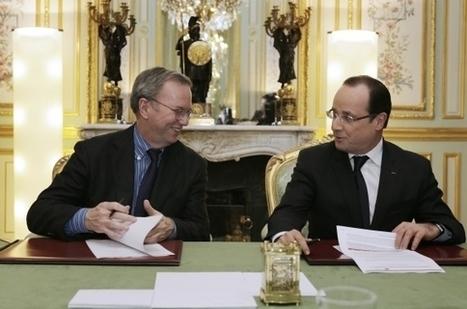 Google signe un « accord historique » avec les éditeurs de presse français | réseaux sociaux et pédagogie | Scoop.it