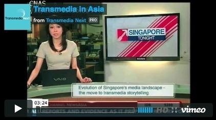 Anita Ondine: Transmedia in Asia [Video]. Transmedia Coalition   Tracking Transmedia   Scoop.it