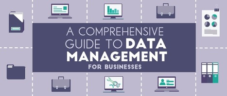 A Comprehensive Guide to Data Management for Businesses | Industry, Manufacturing, Etc... | Scoop.it