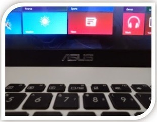 ASUS Notebook X451CA-VX067D Si Putih Yang Stylish | Google Adsense | Scoop.it