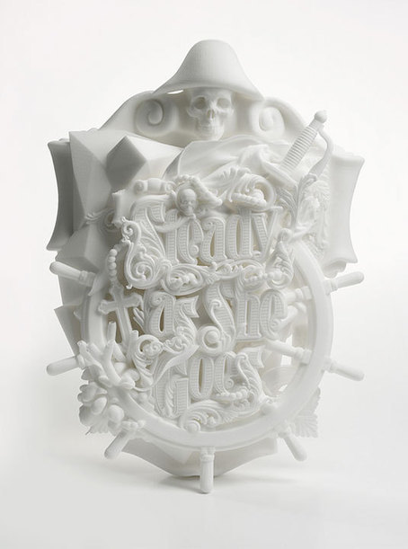 20 great examples of print in 3D | 3D printing | Creative Bloq | Made Different | Scoop.it