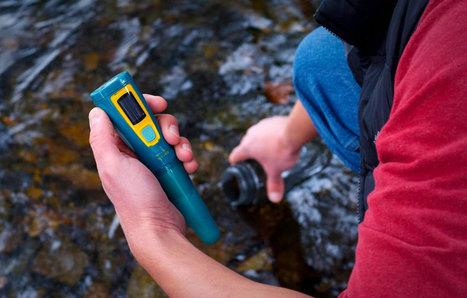 3 High-tech Water Purifiers for Travelers | Eureka | Scoop.it