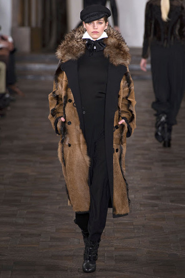 L'art of fashion: NYFW F/W 2013 - The Row / Ralph Lauren | nyfw | Scoop.it