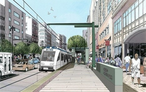 A/N Blog . Detroit Light Rail Back On Track With $25 Million Grant | Digital-News on Scoop.it today | Scoop.it
