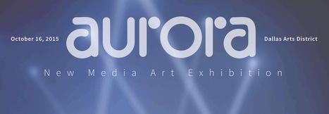 #Call #ArtCall   Aurora 2015 / #lightart, video, #soundart, #mediaart, #netart, performance   centre d'artistes   Scoop.it