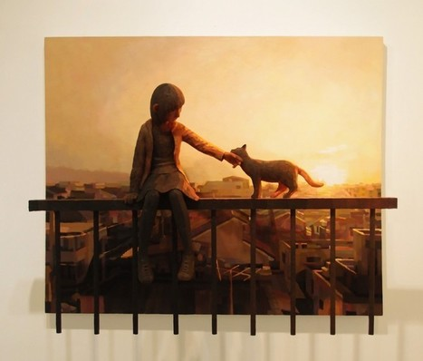 Shintaro Ohata | Painter | Sculptor | les Artistes du Web | Scoop.it