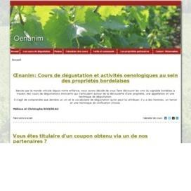 Cours oenologie | oenanim.fr | Vin 2.0 | Scoop.it