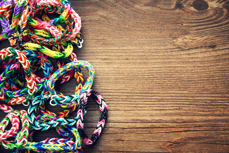 Rainbow Loom : le bijou le plus tendance de l'été - Twenga Magazine | Mode | Scoop.it