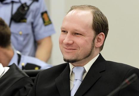 Anders Breivik, Mass Murderer, Enrolls In College From Prison In Norway - U should sent #FSA too | Saif al Islam | Scoop.it