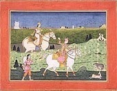 A Stream of Stories - Indian Miniatures | Museum and Art Gallery Resources | Scoop.it