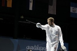 US wins 5 of 6 Individual Golds at Pan American Games - Fencing.Net : Fencing.Net | Fencing for ALL | Scoop.it