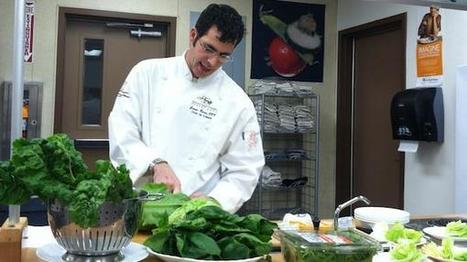 The Chef: Teaching students the importance of work ethics and nutrition | Latino Times | Sports Ethics: Watson, T. | Scoop.it