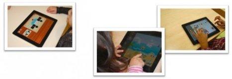 Utiliser des tablettes numériques à l'école maternelle - Canopé Essonne | numérique et maternelle | Scoop.it