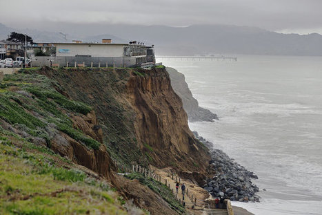 El Niño Storms Put Pacifica Cliff Apartments at Risk | Coastal Restoration | Scoop.it