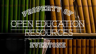 Transitioning to Open Educational Resources | English 2.0 | Scoop.it