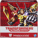 80s Toy Expo Door Prize Announcement #3: Transformers Predaking Platinum Edition - Transformers News - TFW2005 | Mouad | Scoop.it