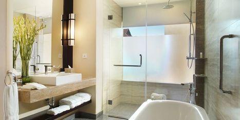 Salle de bain connectée version Google - Web des Objets   Smart Home & Smart Objects   Scoop.it