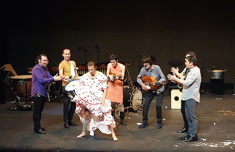 Efflanqué flamenco - Critiques - mouvement.net | Danse contemporaine | Scoop.it