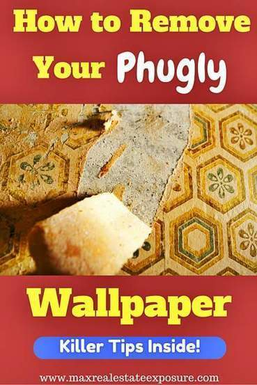 How to Take Down Wallpaper | Nova Scotia Real Estate | Scoop.it