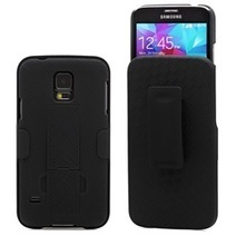 Clipster Kick Stand Case + Belt Clip for Samsung Galaxy S5 i9600 | Phone Case Covers | Scoop.it