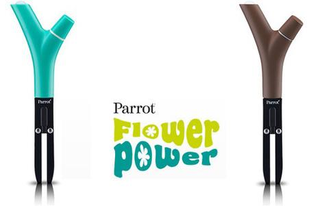 Test du Flower Power de Parrot : votre smartphone prend soin de vos plantes ! | connected home | Scoop.it