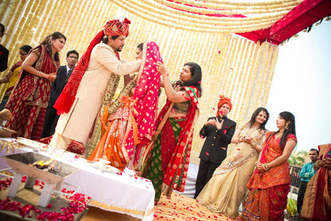Weddings in India – A fine blend of divinity and human celebration | Mystical Moments | Wedding | Scoop.it