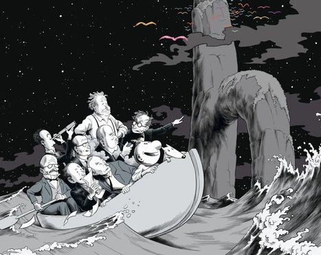 « Le mystère du monde quantique » : une BD pour tout comprendre | Beyond the cave wall | Scoop.it