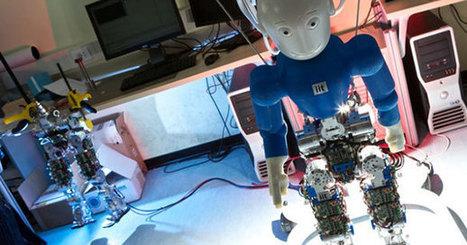 #Robotique : Un humanoïde aux articulations souples   Cyborgs_Transhumanism   Scoop.it