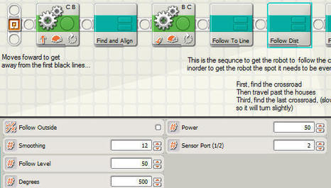 Line Following with LEGOS explanation from an FLL team | 21st Century Classroom -  Technology Intergration | Scoop.it