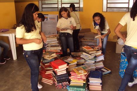 Melhorando o aprendizado: Pajuçara Social doa 1.250 livros a escola pública em Coité do Nóia | Folha S. Milliet | Scoop.it