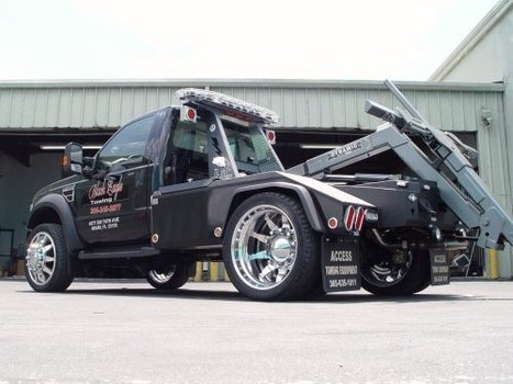 Who Invented the First Tow Truck? » Silver Towing LLC | Towing Service | Scoop.it