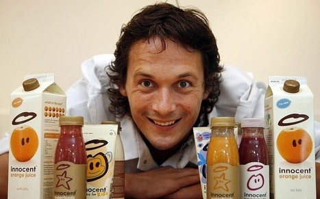Innocent squeezes record profit out of 2012 - Telegraph | Innocent-Kuehne and nagel | Scoop.it