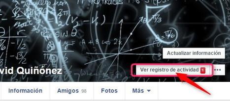 Cómo borrar tu historial de búsquedas en Facebook | FOTOTECA INFANTIL | Scoop.it