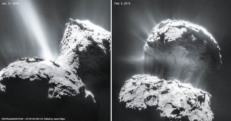 Rosetta Comet analysis points to a Water Universe | Science, Space, and news from 'out there' | Scoop.it