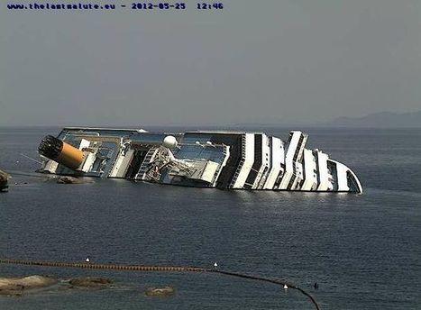 Follow the salvage operations of the Costa Concordia live | La Gazzetta Di Lella - News From Italy - Italiaans Nieuws | Scoop.it