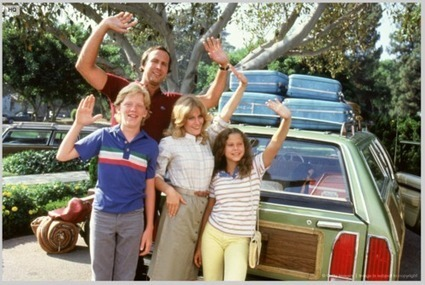 How Technology Helped Me Survive a 2947-Mile Road Trip with 2 Teenagers ... - Yahoo News | Education | Scoop.it