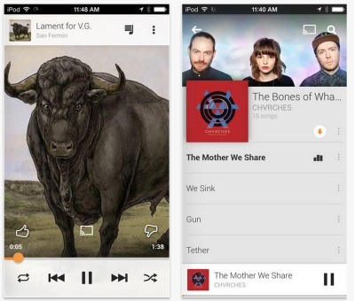 "Google Music Arrives On iOS, Includes A Free Month Of ""All Access"" Radio 