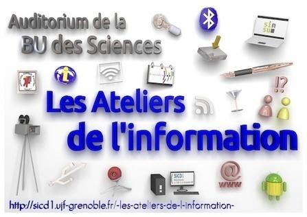 Bibliothèques de l'UJF et Grenoble INP | Nouvelles des TICE | Trucs de bibliothécaires | Scoop.it