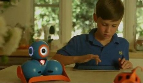 USA: Roboter bringen Grundschülern Programmieren bei - Deutsche Wirtschafts Nachrichten | Programmieren in der Schule | Scoop.it