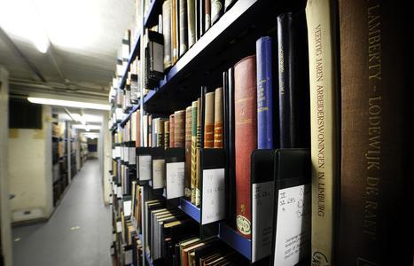 La bibliothèque royale en ligne | Des livres, des bibliothèques, des librairies... | Scoop.it