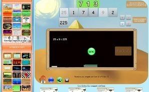 Le compte est bon : un jeu pour apprendre à élaborer de calculs | Ressources d'apprentissage gratuites | Scoop.it