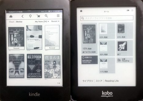 Amazon Does Not Price Match e-Books, but Kobo Does | Ebook and Publishing | Scoop.it